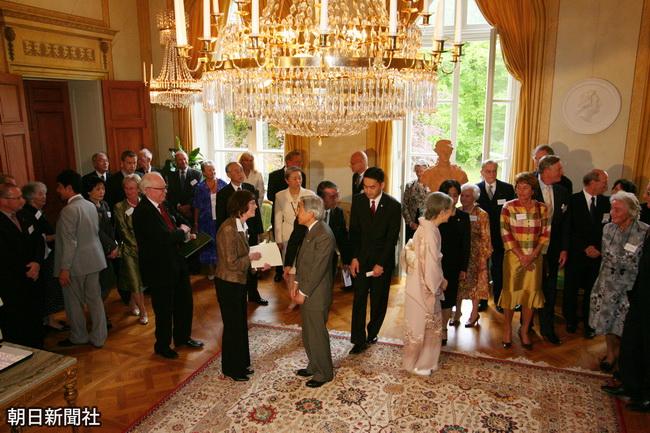 フォトギャラリー 平成編25 ヨーロッパ諸国訪問 (2007年)
