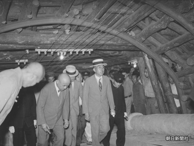 フォトギャラリー 昭和天皇戦後巡幸(1947年)前編